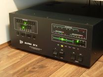 USED: Alphapower  87A Amplifier