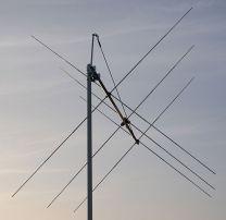 PA50-XPOL-6-2R 50MHz 6EL