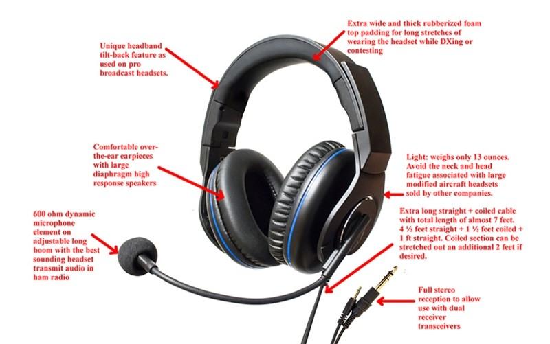 Inras W1 headset